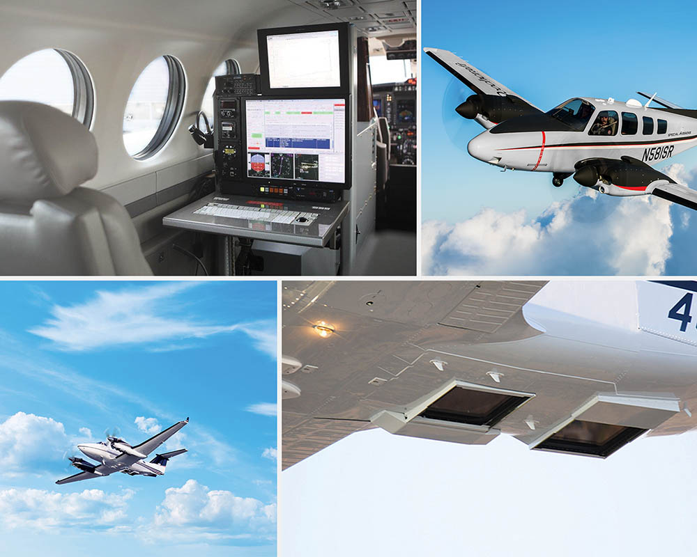 Special Missions - Aerocare Aviation Services